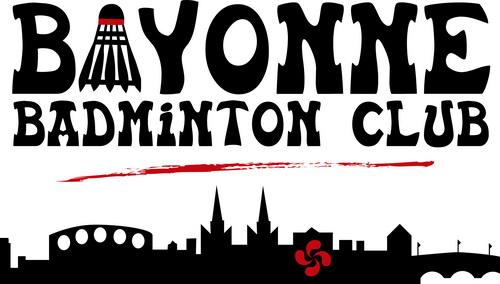 Logo Bayonne Badminton Club