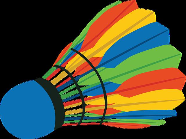 Shuttlecock Badminton Sport Game  - nkbhokta / Pixabay