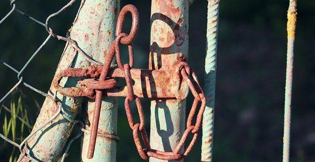 Mortise Lock Door Lock Metal Closed  - manfredrichter / Pixabay