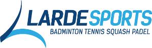 LardeSports partenaire de l'ASPTT Pau Badminton
